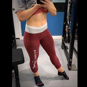 XS Victoria's Secret Leggings